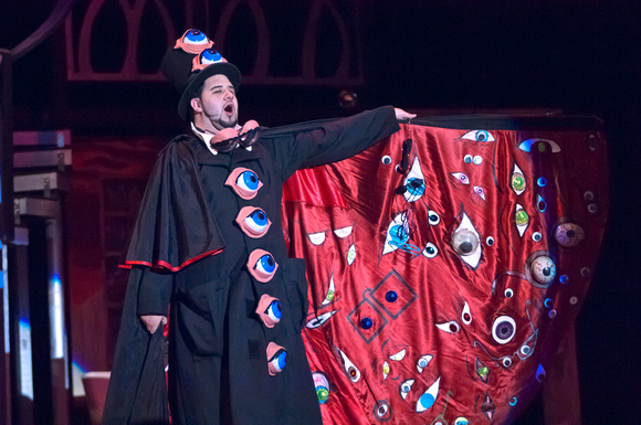 MSU Opera Theatre, The Tales of Hoffmann, 2012